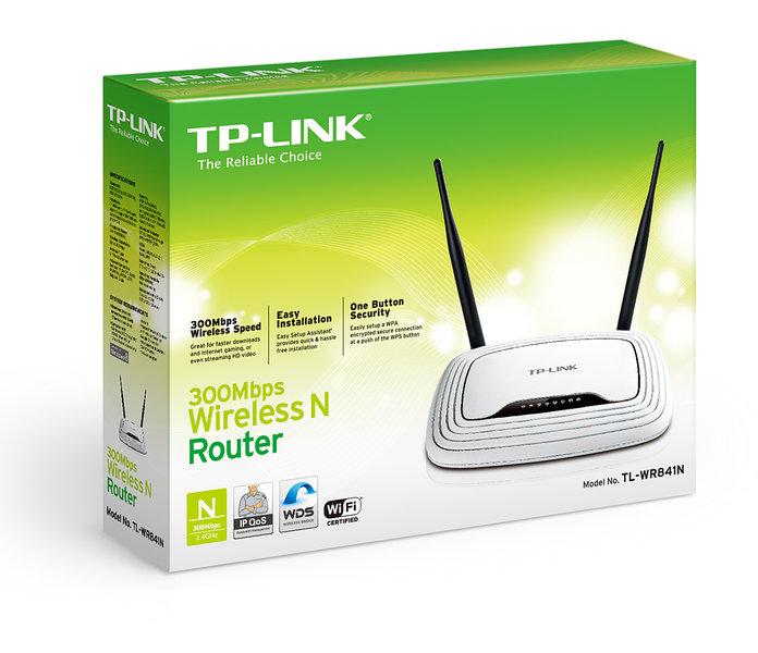 Беспроводной маршрутизатор TP-LINK TL-WR841N