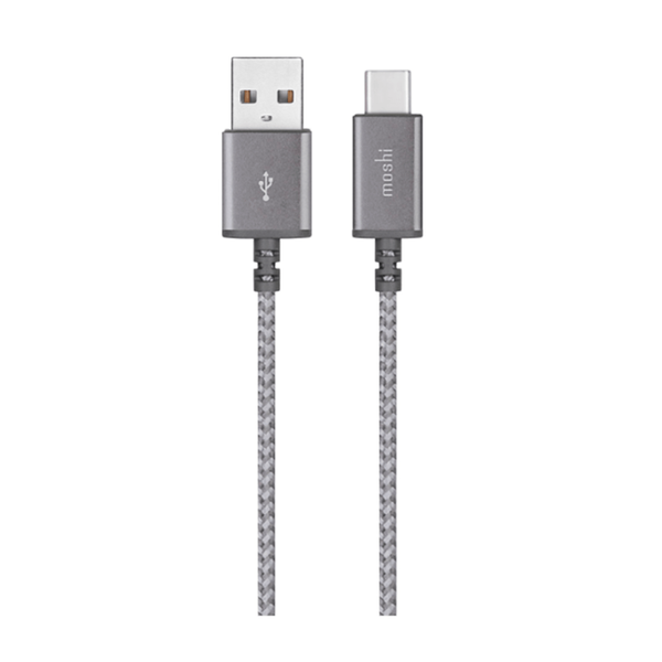 Кабель Moshi Integra USB-C to USB Cable Titanium Gray (1.5 m) (99MO084211)