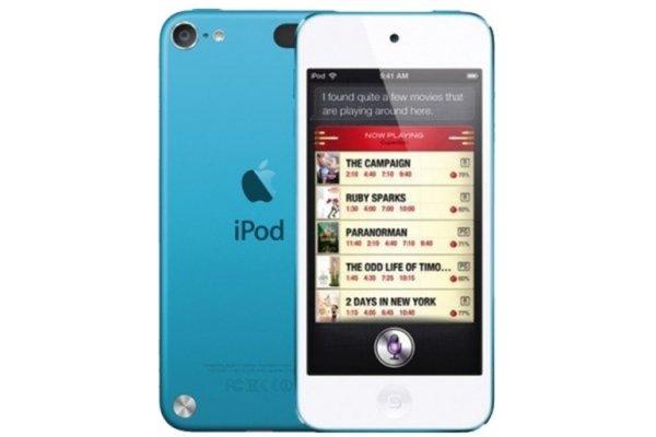Apple iPod touch 5Gen 32GB Blue (MD717)