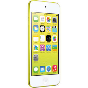 Apple iPod touch 5Gen 64GB Yellow (MD715) - фото 1