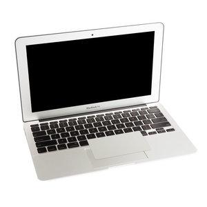 """Защитная пленка для MacBook Air 11"""" Moshi Palmguard with Trackpad Protector Silver (99MO012208)"""
