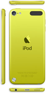 Apple iPod touch 5Gen 64GB Yellow (MD715) - фото 2
