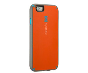 Чехол-накладка для iPhone 6/6s - Speck MightyShell - Carrot Orange/Speck Blue/Slate Grey (SP-SPK-A3261)