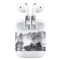 Наклейки для AirPods AHASTYLE Stickers for Apple AirPods - Mountains (AHA-01130-MNT)