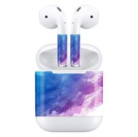 Наклейки для AirPods AHASTYLE Stickers for Apple AirPods - Watercolors (AHA-01130-WTC)