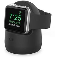 Аксессуар для Watch AHASTYLE Silicone Stand for Apple Watch - Black (AHA-01630-BLK)