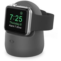 Аксессуар для Watch AHASTYLE Silicone Stand for Apple Watch - Gray (AHA-01630-GRY)