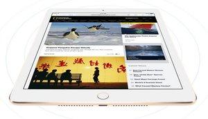 Apple iPad Air 2 Wi-Fi + LTE 16GB Gold (MH2W2, MH1C2) - фото 4