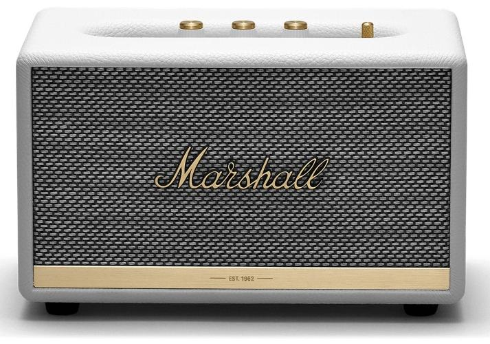 Акустическая система Marshall Louder Speaker Acton II Bluetooth White (1001901)