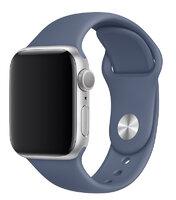 Ремешок Apple Watch Sport Band 38 mm/40 mm (S/M & M/L) 3pcs (alaskan blue)