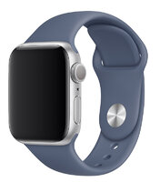 Ремешок Apple Watch Sport Band 38 mm/40 mm (S/M & M/L) 3pcs (alaskan blue)