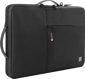 Сумка для MacBook 13.3 - WIWU Alpha Double Layer Sleeve - Black - фото 1