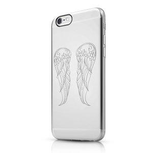 Чехол-накладка для iPhone 6 - ITSKINS Bling - Transparent (APH6-BLING-BLG3)