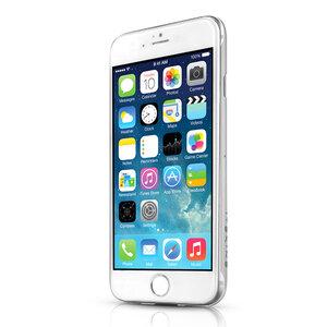 Чехол-накладка для iPhone 6 - ITSKINS Bling - Transparent (APH6-BLING-BLG4)
