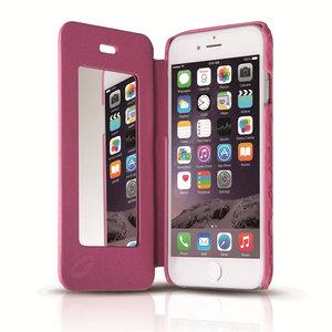Чехол-книжка для iPhone 6 - ITSKINS Lipstick - Pink (APH6-LPSTK-PINK)