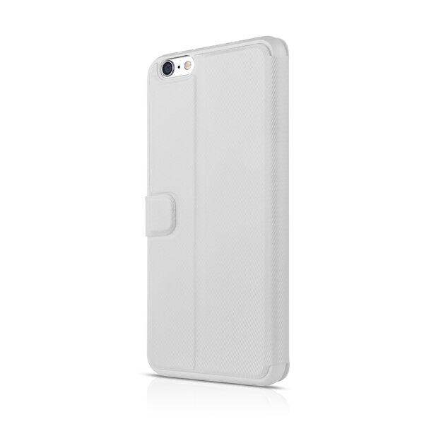 Чехол-книжка для iPhone 6 - ITSKINS ZERO Folio - White (APH6-ZRFLO-WITE)