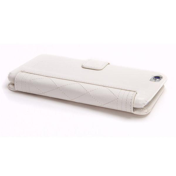 Чехол-книжка для iPhone 6 - ITSKINS Daytona - White (APH6-DYNTA-WITE)