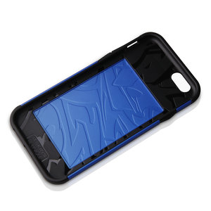 Чехол-накладка для iPhone 6 - ITSKINS Evolution - Blue (APH6-EVLTN-BLUE)