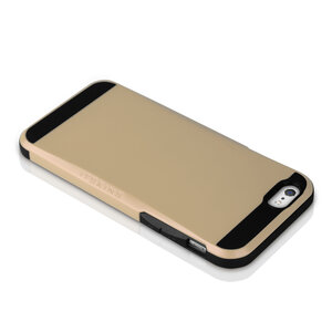 Чехол-накладка для iPhone 6 - ITSKINS Evolution - Gold (APH6-EVLTN-GOLD)