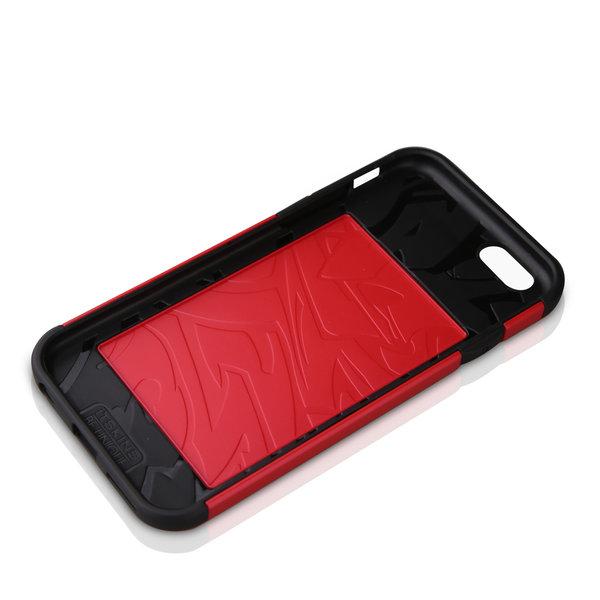 Чехол-накладка для iPhone 6 - ITSKINS Evolution - Red (APH6-EVLTN-REDD)