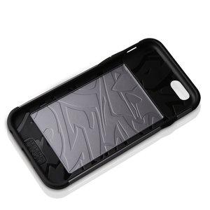 Чехол-накладка для iPhone 6 - ITSKINS Evolution - Dark Silver (APH6-EVLTN-DKSL)