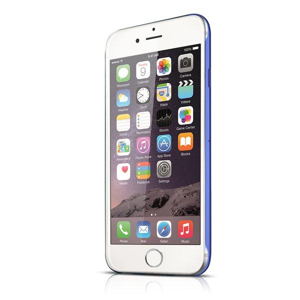 Чехол-накладка для iPhone 6 - ITSKINS H2O - Blue (APH6-NEH2O-BLUE)