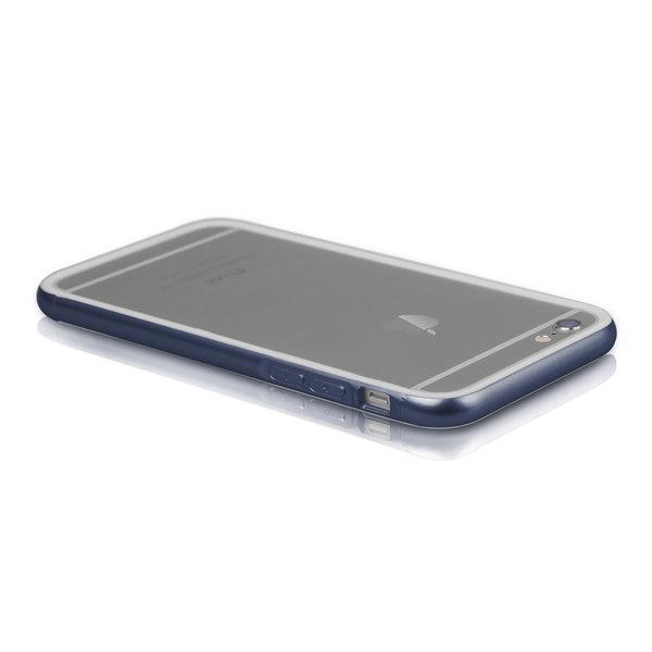 Чехол-бампер для iPhone 6 - ITSKINS Heat - Dark Blue (APH6-NHEAT-DABL)