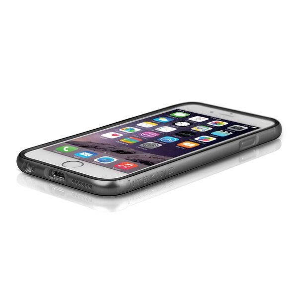 Чехол-бампер для iPhone 6 - ITSKINS Heat - Dark Silver (APH6-NHEAT-DKSL)