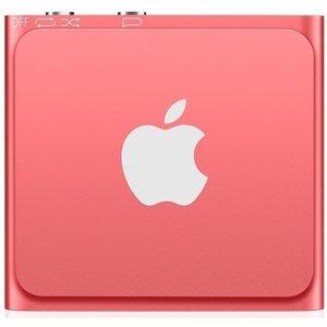 Apple iPod shuffle 4Gen 2GB Pink (MD773) - фото 1