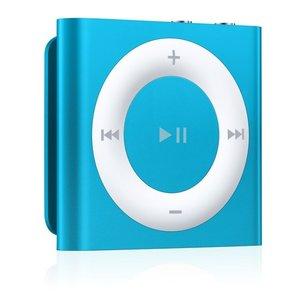 Apple iPod shuffle 4Gen 2GB Blue (MD775) - фото 1