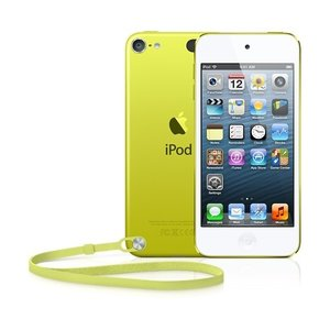 Apple iPod touch 5Gen 32GB Yellow (MD714) - фото 2