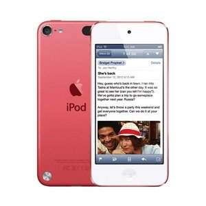 Apple iPod touch 5Gen 64GB Pink (MC904) - фото 2