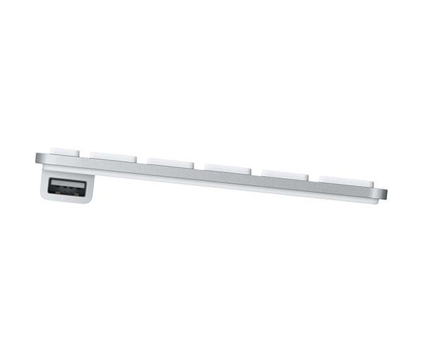 Клавиатура Apple Keyboard Aluminium (MB110)