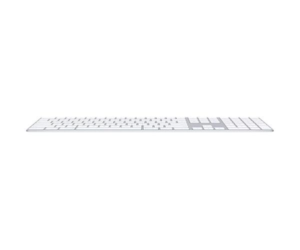 Клавиатура Apple Magic Keyboard with Numeric Keypad - Silver (MQ052)