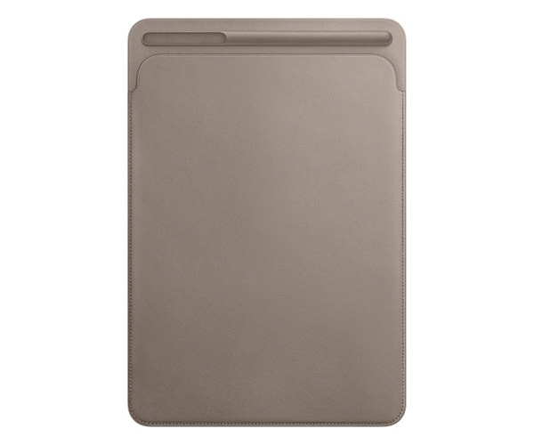 Чехол для планшета iPad Pro 10.5 - Apple Leather Sleeve - Taupe (MPU02)