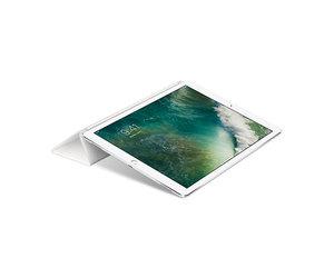 Чехол-подставка для iPad Pro 12.9 - Apple Smart Cover - White (MQ0H2) - фото 2