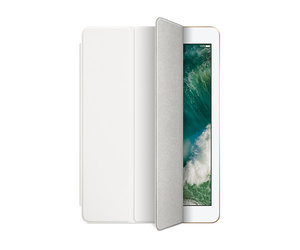 Чехол-подставка для iPad 2017/iPad Air 2 - Apple Smart Cover - White (MQ4M2) - фото 1
