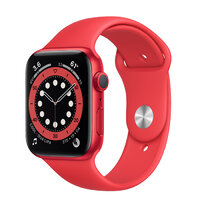 Apple Watch Series 6 GPS 40mm PRODUCT(RED) Aluminium Case with PRODUCT(RED) Sport Band (M00A3)
