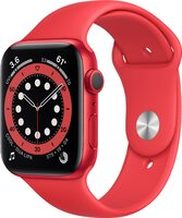 Apple Watch Series 6 GPS 44mm PRODUCT(RED) Aluminium Case with PRODUCT(RED) Sport Band (M00M3)