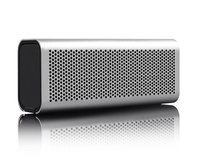 Портативная акустика Braven 710 Portable Wireless Speaker - Silver with Black (B710SBA)