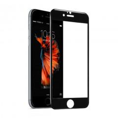 Стекло Baseus 0.2mm Silk-screen Full-Screen Protector for iPhone 8 Plus/7 Pl Black (SGAPIPH8P-ASL01)