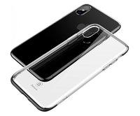 Чехол-накладка для iPhone X - Baseus Armor Case - Black
