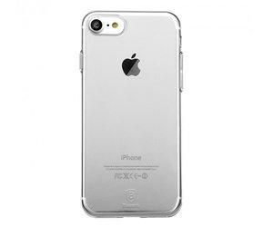 Чехол-накладка для iPhone 7/8/SE - Baseus Simple Series - Clear