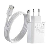 Сетевое з/у Baseus Speed PPS 30W Type-C + USB VOOC Edition with Type-C 5A Cable (1m) (White)