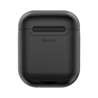 Чехол для AirPods - Baseus Wireless Charger - Black (WIAPPOD-01)