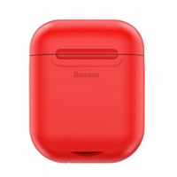 Чехол для AirPods - Baseus Wireless Charger - Red (WIAPPOD-09)