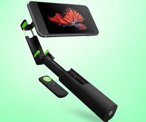 Селфи-монопод iOttie MiGo mini Selfie Stick - Black (HLMPIO120BK) - фото 1