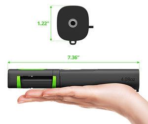 Селфи-монопод iOttie MiGo mini Selfie Stick - Black (HLMPIO120BK) - фото 3