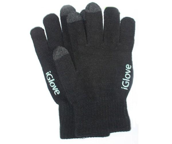 Перчатки для сенсорных экранов Touch iGlove - Black