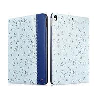 "Чехол XOOMZ для iPad Air3/Pro 10.5"" Fresh Leather Folio Series (Blue)"